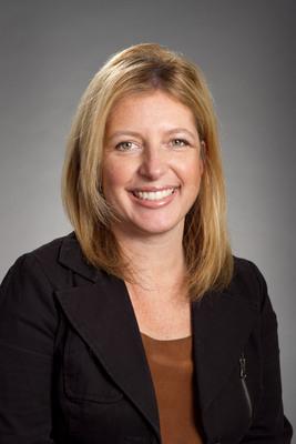 Vice President of Marketing for PeakColo, Laurel Burton.  (PRNewsFoto/PeakColo)