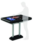 SHIFT InteractivePro Table (PRNewsFoto/MGT Capital Investments, Inc.)