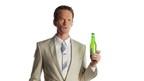 "Neil Patrick Harris stars in Heineken Light's new ""Best Tasting Light"" campaign. (PRNewsFoto/Heineken USA)"