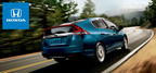 The gas-electric hybrid 2014 Honda Insight is now available at Metro Honda in Jersey City, N.J. Test drive yours today! (PRNewsFoto/Metro Honda)