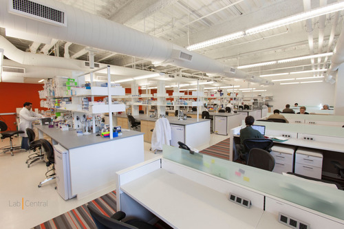A 28,000 sq. ft. facility in the heart of the Kendall Square, MA, biotech innovation hub, LabCentral is a ...