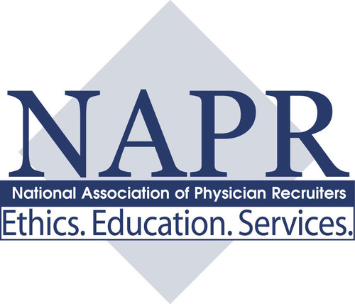 National Association of Physician Recruiters. (PRNewsFoto/National Association of Physician Recruiters) ...