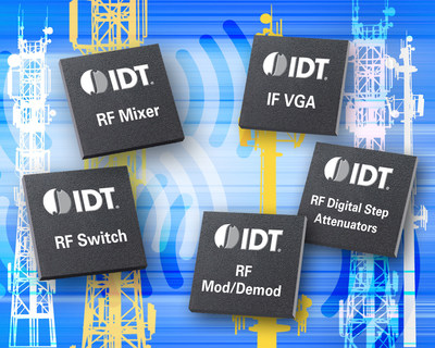 IDT and Richardson Electronics Team for Global Distribution of RF Products