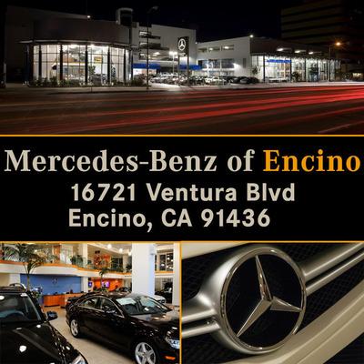 Mercedes-Benz of Encino.  (PRNewsFoto/Mercedes-Benz of Encino)