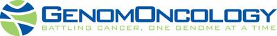 GenomOncology Logo. (PRNewsFoto/GenomOncology) (PRNewsFoto/GENOMONCOLOGY)