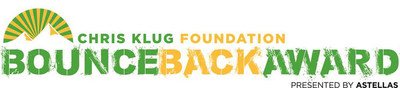 Chris Klug Foundation Bounce Back Award logo