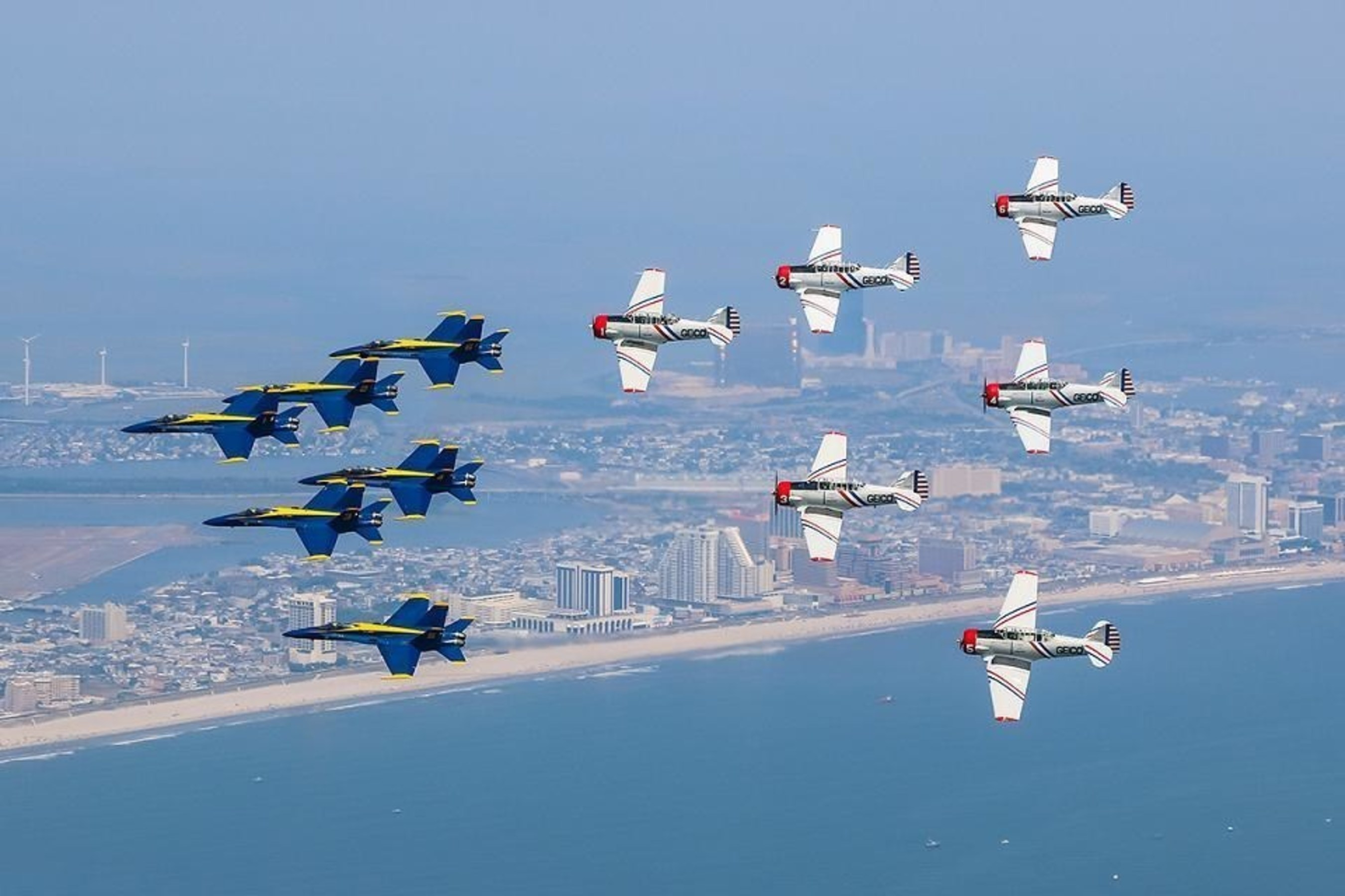 GEICO Skytypers Finish Their 2015 Season With Joint