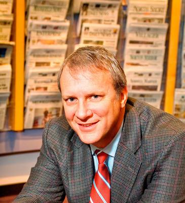 Kirk Davis appointed CEO of GateHouse Media.  (PRNewsFoto/GateHouse Media LLC)