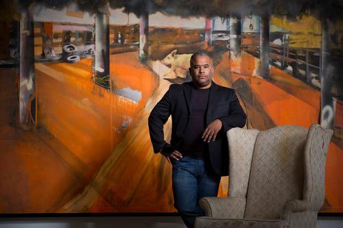 Marcus Jansen.  (PRNewsFoto/UNIT A - Contemporary Art Space)