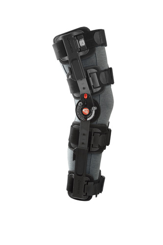 Breg's T Scope Premier Post-Op Brace.  (PRNewsFoto/Breg, Inc.)