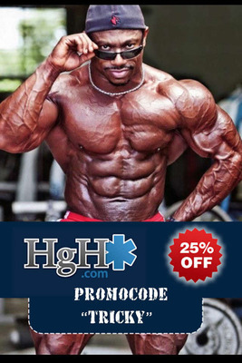 Bodybuilding Pros Reveal Positive Effects of Human Growth