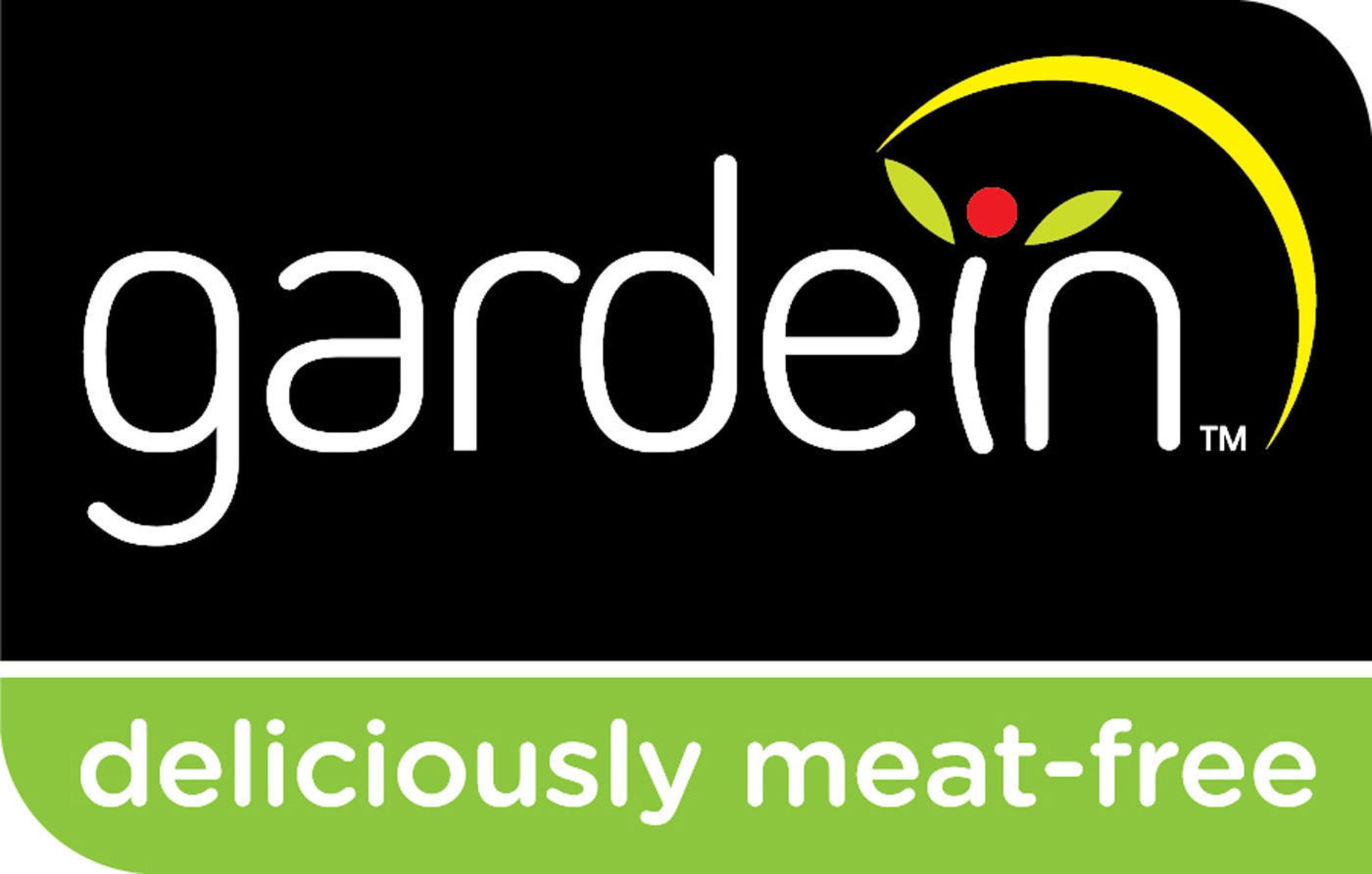 Gardein (garden + protein). Deliciously Meat-Free. www.gardein.com.