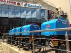 Domino's Pizza opened its first store in Kenya on Nov. 8.