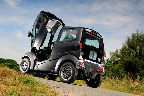 Gordon Murray Design showed today for the first time its T.25 City Car at Oxford University as part of the ...