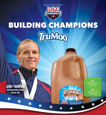 Jenny Thompson, world championship swimmer, physician, mom