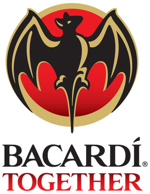 BACARDI Together logo.  (PRNewsFoto/Bacardi U.S.A., Inc.)