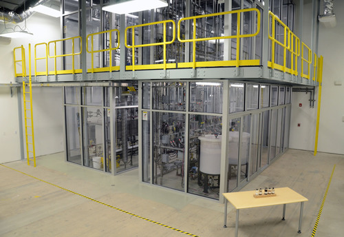 Renmatix's new BioFlex Conversion Unit (BCU) at its Pennsylvania facility will test and convert a range of ...