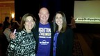 L to R: Dr. Cynthia Green, one of America's foremost experts on brain health and president of Total Brain Health; Steve Sarns, vice president of sales and marketing at NuStep, Inc., and Carrie Richardson, Alzheimer's advocate and NuStep ambassador, promoted The Longest Day 2016 event at a recent conference in New Orleans.