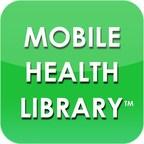 Mobile Health Library. (PRNewsFoto/Adherent Health, LLC)
