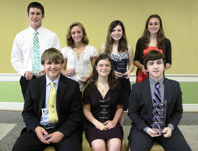NASA FCU Scholarship Winners.