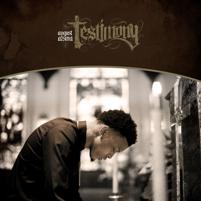 AUGUST ALSINA'S TESTIMONY (NNTME/DEF JAM) REIGNS AS THE TOP ARTIST DEBUT ON THE BILLBOARD 200; ENTERS SOUNDSCAN R&B CHART AT #1 AND #2 OVERALL ON FIRST WEEK SALES OF 67,000 COPIES! (PRNewsFoto/Def Jam Recordings)