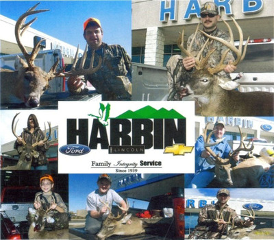 The 6th annual Big Buck Contest at Harbin Automotive ends Jan. 31.  (PRNewsFoto/Harbin Automotive)