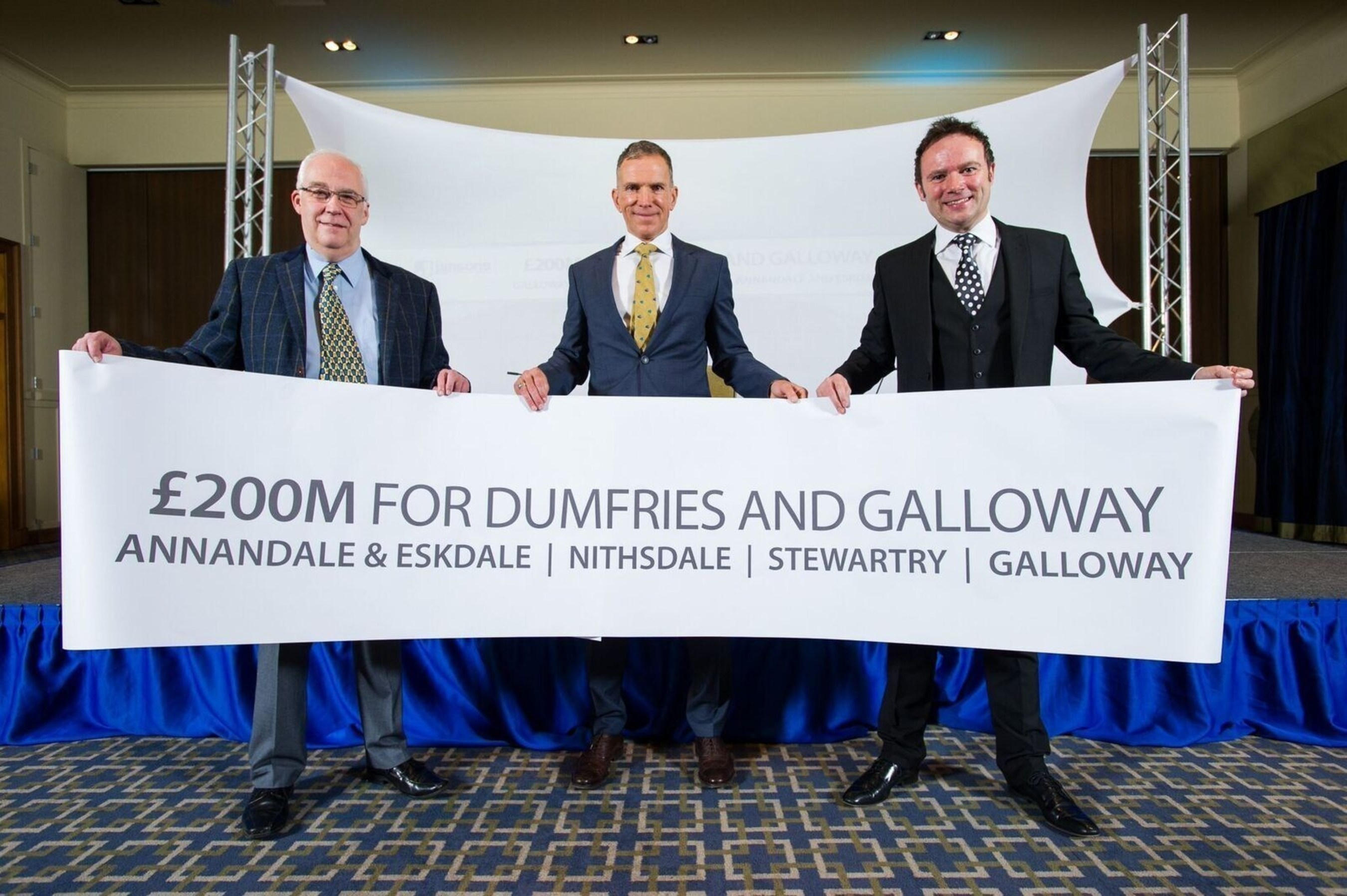 '200M Major Investment to Transform Dumfries and Galloway
