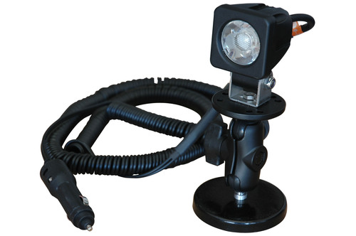 Magnalight Announces Addition of Portable LED Light with Double Ball Joint Mount