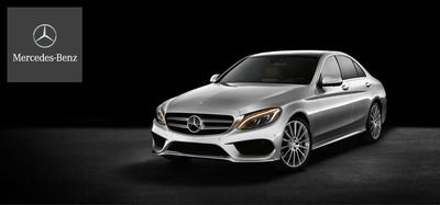 The all-new C-Class gets revamped inside and out!  (PRNewsFoto/Loeber Motors)