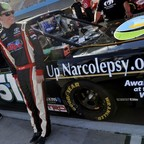 NASCAR sensation Erik Jones, 18, joins Wake Up Narcolepsy on June 20 for Wake Up Nashville! an evening to celebrate Music City and benefit narcolepsy awareness and research. (PRNewsFoto/Wake Up Narcolepsy)
