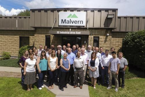 The Malvern MicroCal team pictured at the companyâeuro(TM)s Northampton MA facility (PRNewsFoto/Malvern Instruments Ltd)