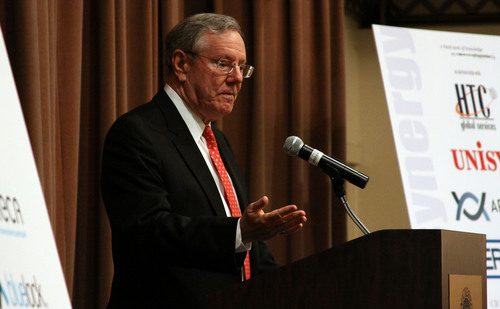 The Society for Information Management (SIM) and CIOsynergy Bring Steve Forbes With Leadership