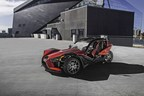 With 31 new accessories for 2017, Polaris Slingshot is working to meet owner's needs. Heading up the new accessory lineup is the Slingshade, a removable sunshade that is fully integrated with the Slingshot's design and provides shade on the road.