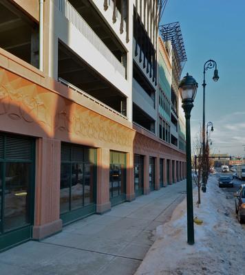 Exterior of Elm Street Market, financed by Webster Bank.  (PRNewsFoto/Webster Bank)