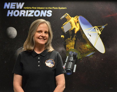 Alice Bowman, New Horizons Mission Operations Manager, Johns Hopkins University Applied Physics Laboratory