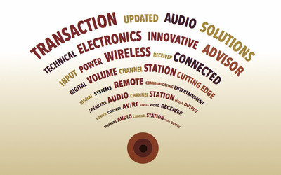 Wireless Audio Intellectual Property Graphic