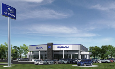 Carter Myers Automotive prepares to open Colonial Subaru in Richmond