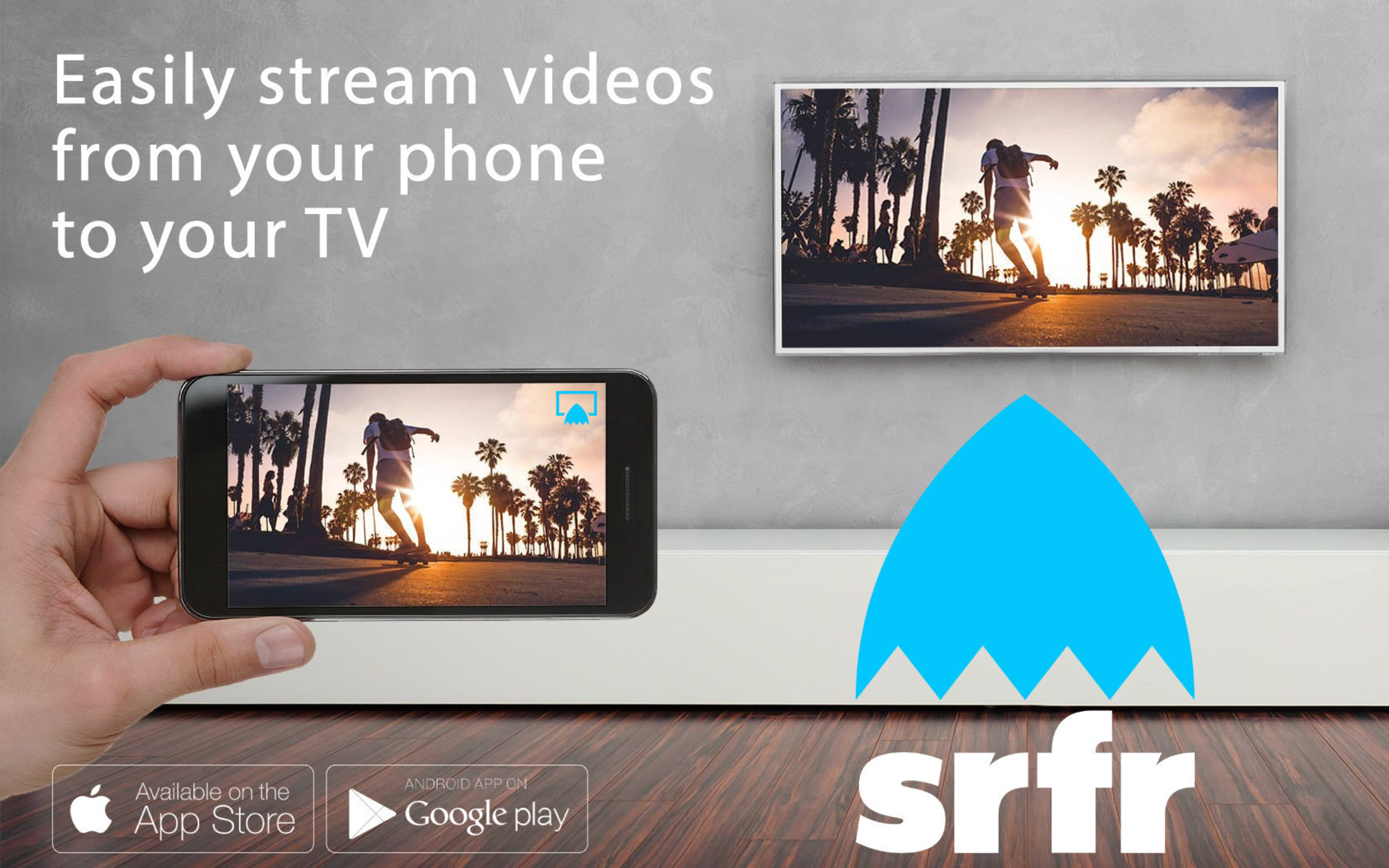 Riding The Wave Of Streaming Video: How The srfr App Is Evolving The Way We Watch TV
