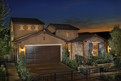 Continuing the legacies of Ryland and Standard Pacific, CalAtlantic Homes, one of the nation's largest homebuilders, is now selling at Auberge at Del Sur, an upscale, age-exclusive collection of homes in north San Diego county's award-winning, master-planned community of Del Sur. The gated, 55+ community offers three new neighborhoods: The Cottages, The Villas and The Summer House. Ten model homes are now open for public tours. For more details, visit calatlantichomes.com