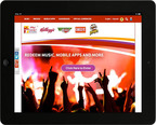 Kellogg's Digital Download Store is Available Across Web & Mobile Devices in both English and Spanish. Consumers Can Choose from Music, eBooks, Audiobooks, Mobile Apps & Virtual Currencies.  (PRNewsFoto/Hip Digital Media Inc.)