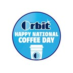 Happy National Coffee Day from Orbit(R) gum!