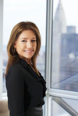 Susan de Franca, CEO of Douglas Elliman Development Marketing.  (PRNewsFoto/Art Basel)