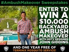 Terminix® Launches Ambush Makeover Sweepstakes