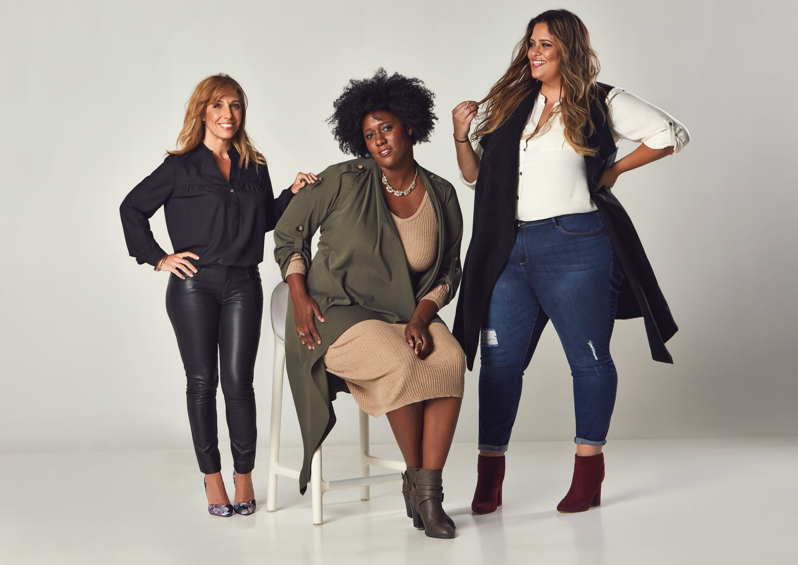 JustFab Launches 'All Size' Campaign, #FABforAll