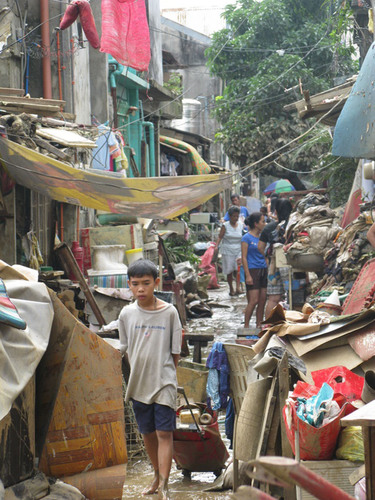 Philippine Government Recognizes U.S.-based Charity as a Leader in Natural Disaster Relief Efforts