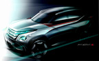 The MITSUBISHI Concept GC-PHEV is a next-generation full-size SUV that uses a high output PHEV (plug-in hybrid electric vehicle) system. (PRNewsFoto/Mitsubishi Motors Corporation)