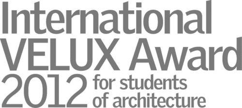 International VELUX Award 2012 logo.