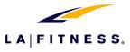 LA Fitness logo. (PRNewsFoto/L.A. Fitness)