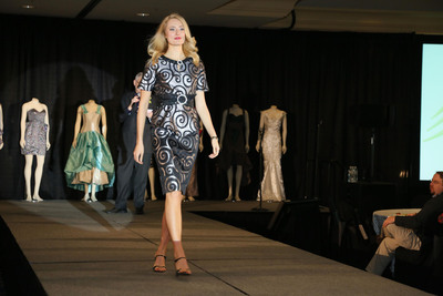 ARA Fabric Fashion Show at the Sands Expo Center, Las Vegas. Photo credit: Oscar Einzig Photography
