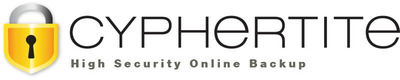 Cyphertite! Unlimited Secure Backup.  (PRNewsFoto/Conformal Systems)